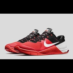 Nike Shoes - Nike | new metcon red tennis shoes
